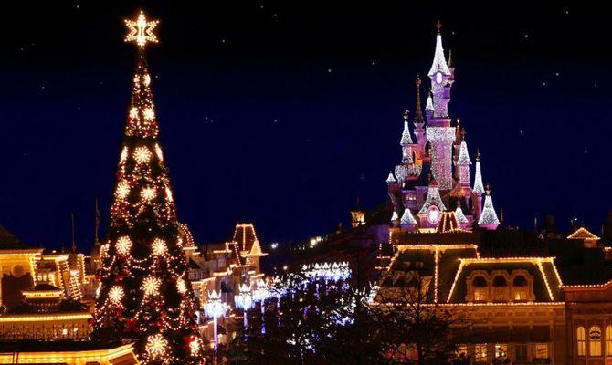 Magico Natale a Disneyland Paris
