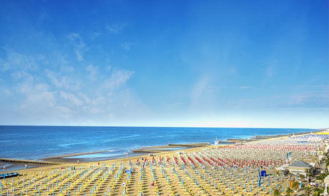 Al mare in Riviera Romagnola le migliori spiagge