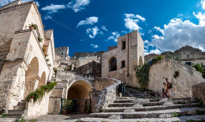 Sassi di Matera  Monumento  Sito Unesco