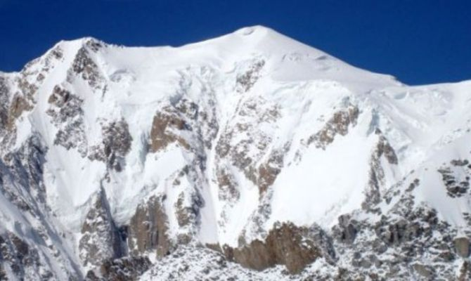 La traversata del Monte Bianco