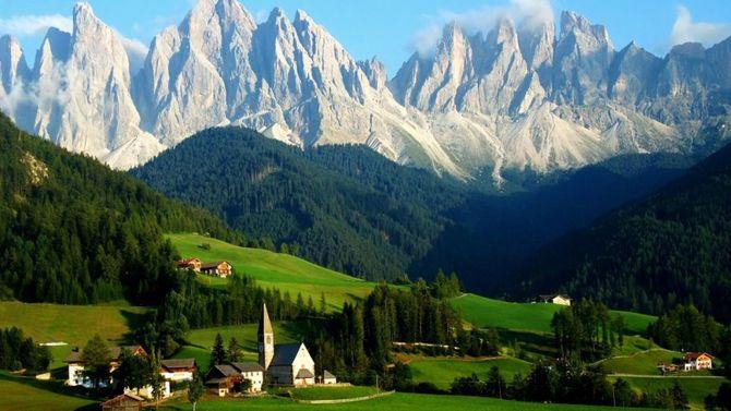 Estate in montagna dieci mete al top in Italia