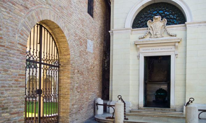 Ravenna cosa nasconde la Tomba di Dante
