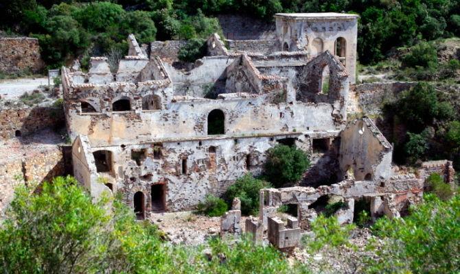 Sardegna alternativa con larcheologia mineraria