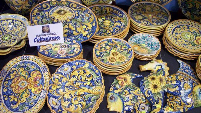 LItalia delle ceramiche dal nord al sud
