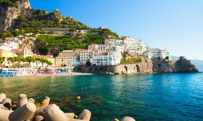 I panorami pi belli della Costiera Amalfitana