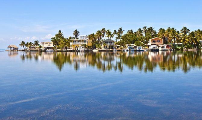 Florida Keys tintarella a largo di Miami