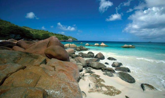 Seychelles dalle tartarughe al Casin