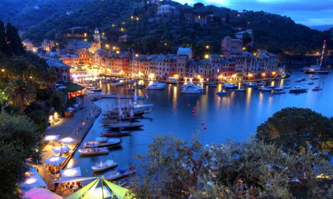 Liguria gita romantica tra Rapallo e Portofino