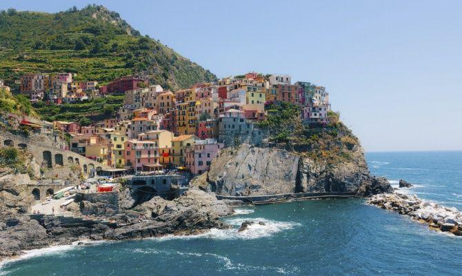 Idee weekend 5 trekking vista mare in Liguria