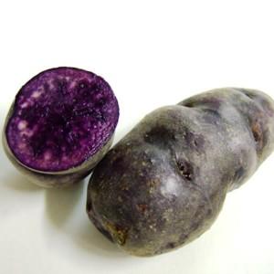 Patata Viola di Pietralunga