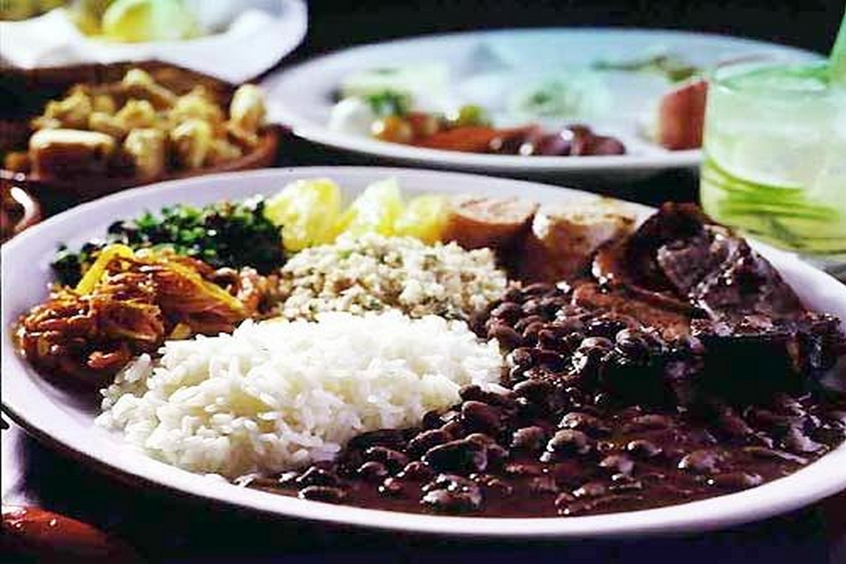 Cocina Tradicional Brasilea