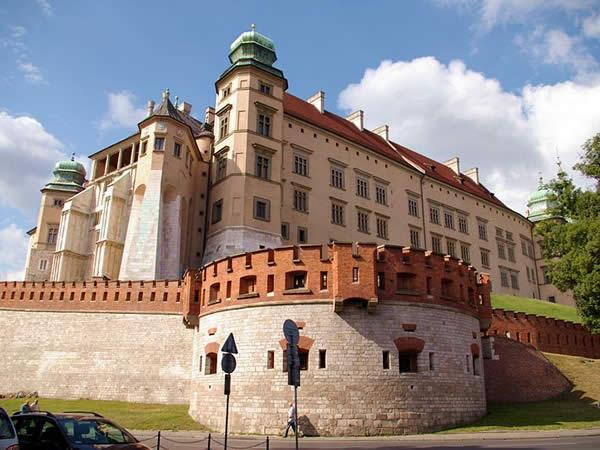Visitar el Castillo de Wawel de Cracovia