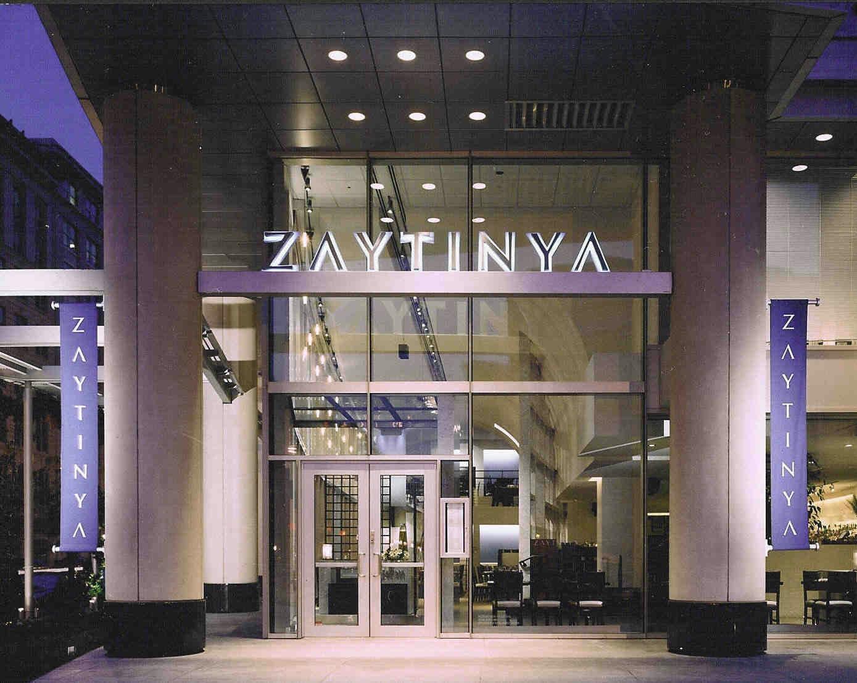 Restaurante Zaytinya  TurismoEEUU