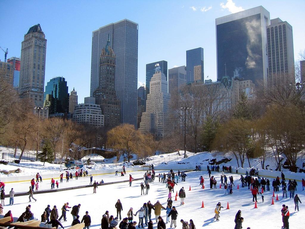Resultado de imagen de invierno en estados unidos