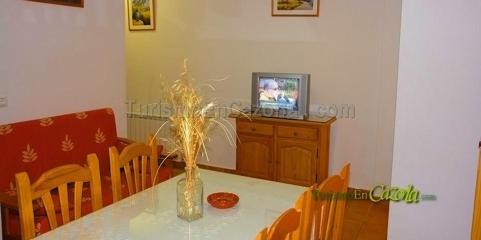 Alojamiento Casa Arco Iris Apartamento en Arroyo Fro La Iruela Jan  TurismoEnCazorlacom