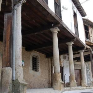 conjunto historico artistico caceres cuacos yuste