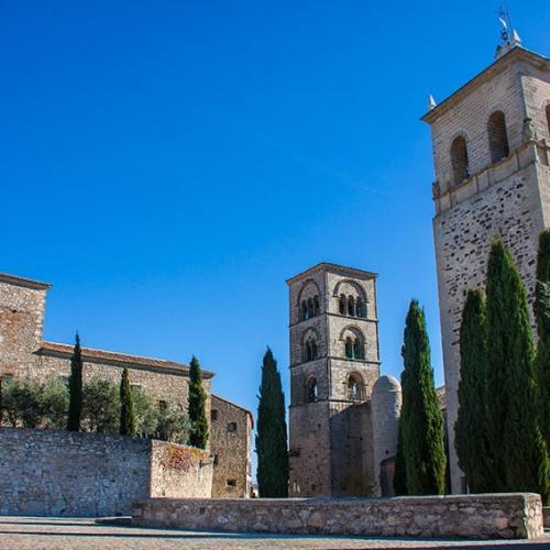 Trujillo Iglesia de Santa María la Mayor
