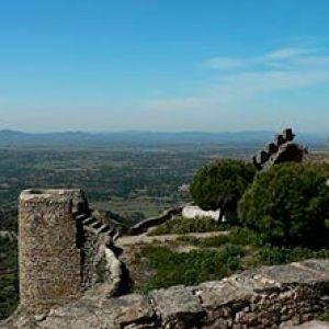 Mirador Extremadura Montanchez