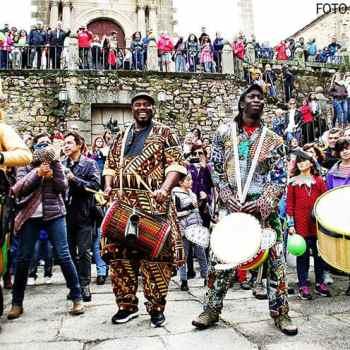 Womad Cáceres a ritmo de tambores