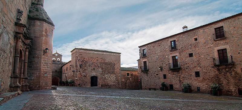 Museo de Armas Gobierno Militar de Cáceres Palacio