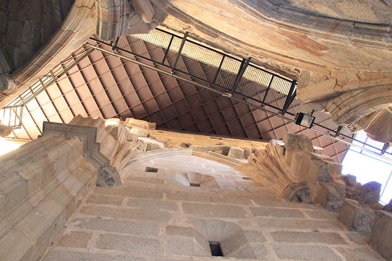 Catedrales de Plasencia partes encontradas