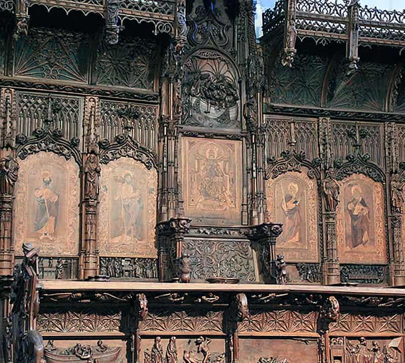 leyenda-misericordia-coro-silleria-catedral-plasencia