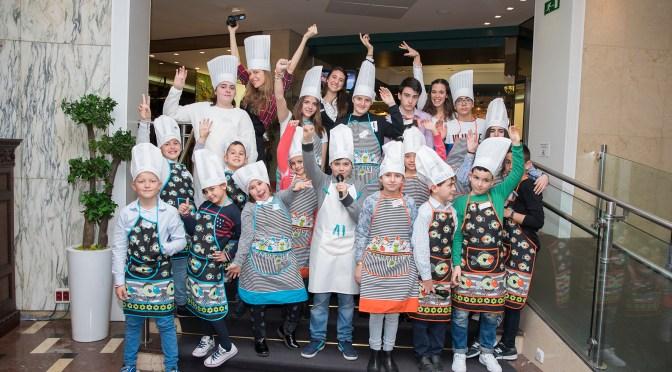 Emoción y un reality de lo más sabroso en el 'Family day' de Hotel Mayorazgo
