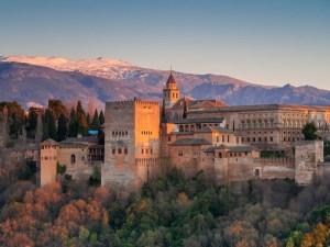 Joyas de España en la red Virtuoso | La Alhambre de Granada | TelR