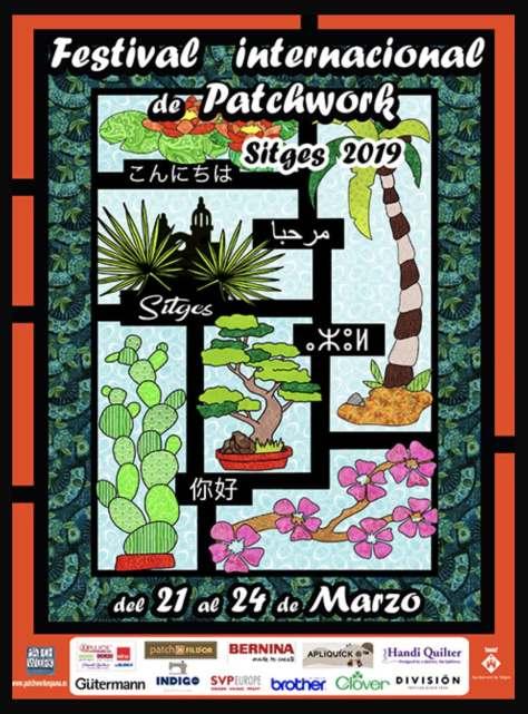Sitges seduce con la mayor cita del arte textil: el Festival Internacional de Patchwork