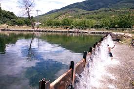 Piscinas naturales y zonas de baño en el Valle del Jerte