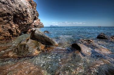 Lipari Spiagge Mare