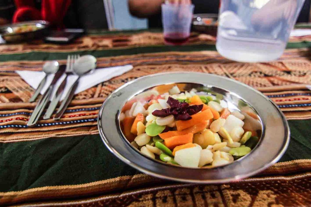 gastronomia do Peru