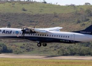 Novas rotas de voo da Azul no Brasil