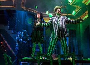 Beetlejuice na Broadway