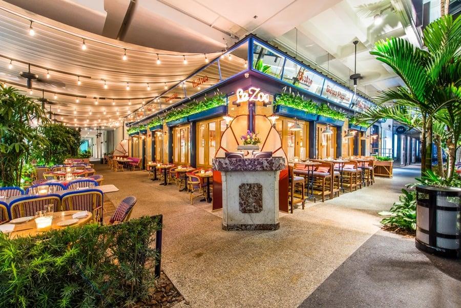 Miami Spice; Bal Harbour