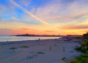 Praias em Santa Cruz