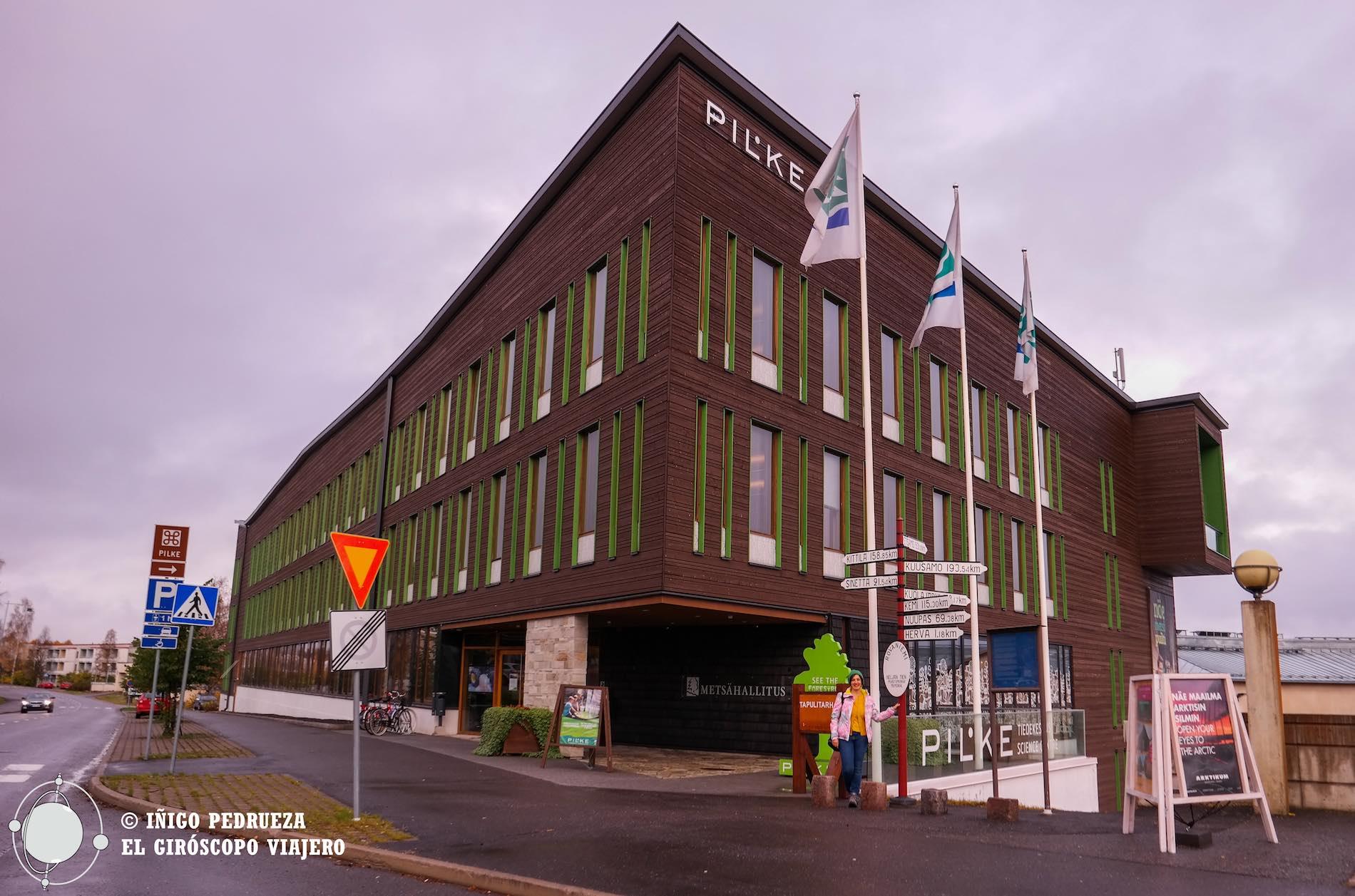 Rovaniemi Laponia Finlandia  Gua de Turismo de Finlandia