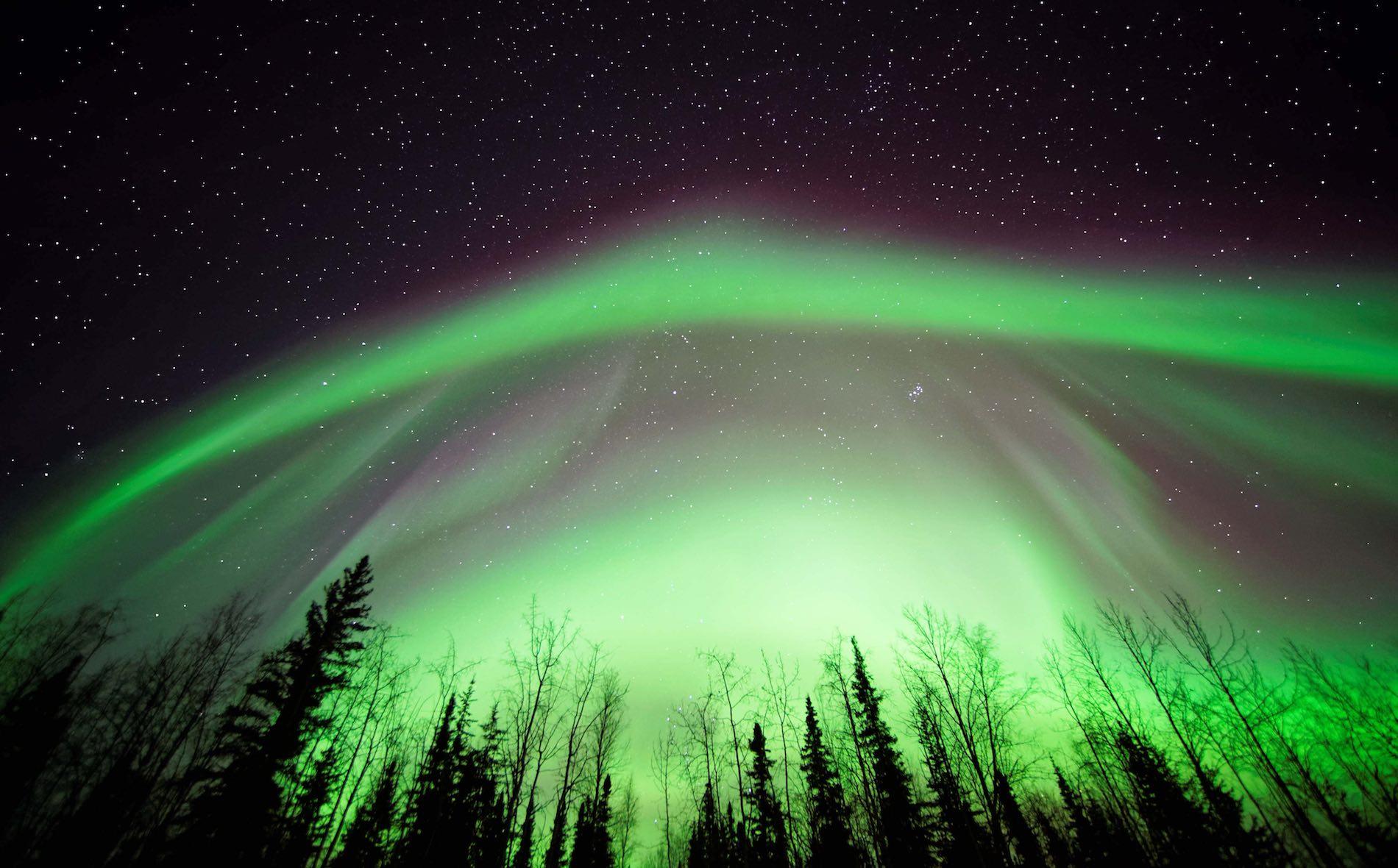 Auroras Boreales en Finlandia  Gua de Turismo de Finlandia