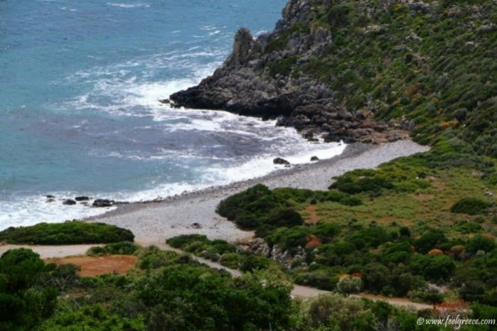 Praia de Kochylas