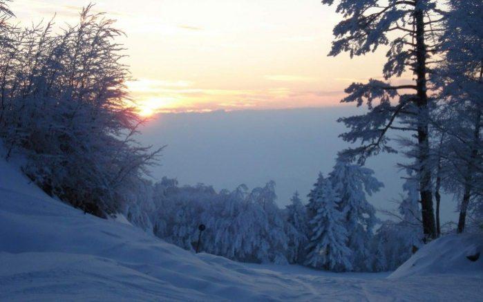 grecia inverno