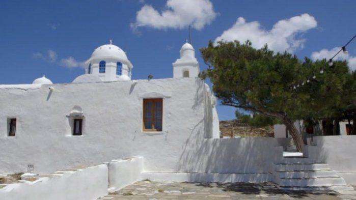 sifnos igrejas grecia
