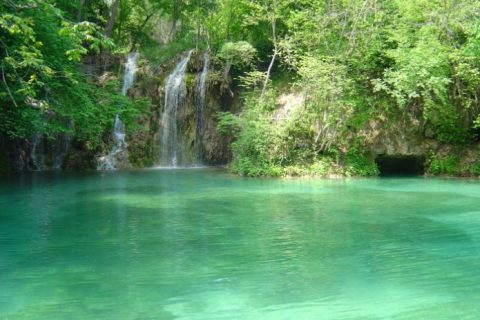 cachoeiras na grecia