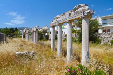 kos cidade antiga