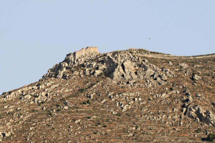 grecia tilos castelo