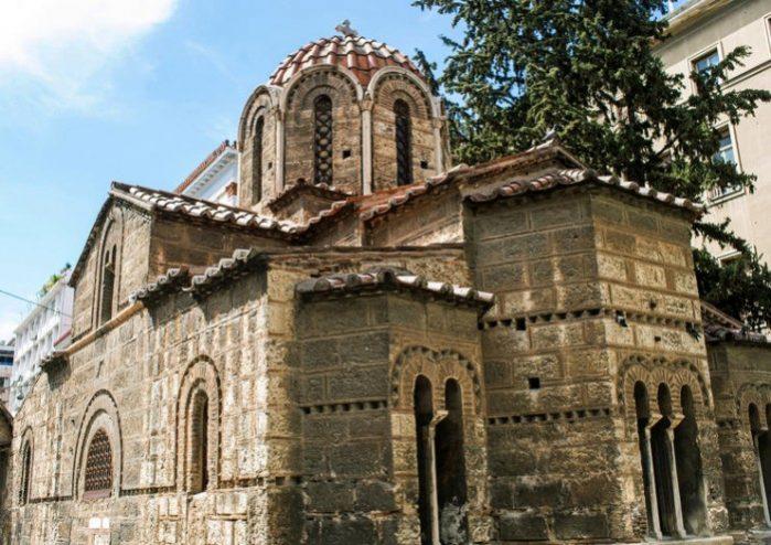 igreja de panagia kapnikarea