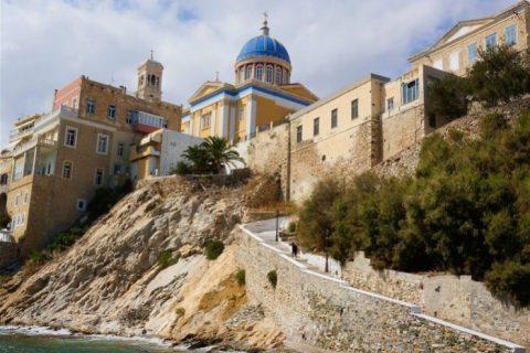syros igrejas