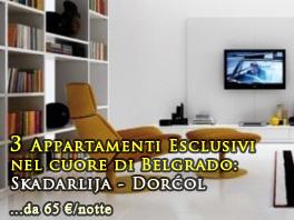 Appartamenti a Belgrado