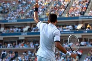Novak Ðoković (finale degli US Open 2011)