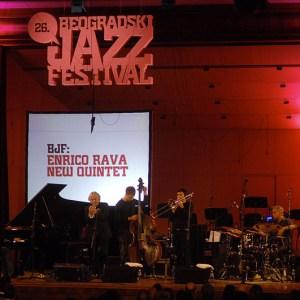 BELGRADE JAZZ FESTIVAL: il trombettista italiano Enrico Rava parteciperà anche all'edizione 2011
