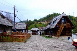 06 - Zlatibor e dintorni - Ingresso a Drvengrad